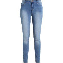 Dorothy Perkins FRANKIE Jeans Skinny Fit midwash blue. Niebieskie jeansy damskie marki Dorothy Perkins. Za 129,00 zł.