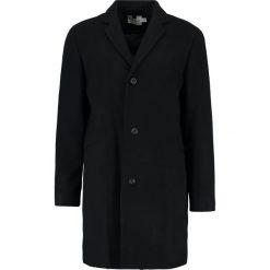 Płaszcze męskie: Topman OVERCOAT   Płaszcz wełniany /Płaszcz klasyczny black