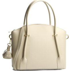 Torebka CREOLE - RBI10167 Jasny Beż. Brązowe torebki klasyczne damskie Creole, ze skóry, duże. W wyprzedaży za 219,00 zł.