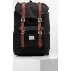 Herschel LITTLE AMERICA MID VOLUME Plecak black. Czarne plecaki męskie Herschel. Za 489,00 zł.