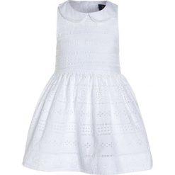 Odzież dziecięca: Polo Ralph Lauren EYELET DRESS Sukienka koktajlowa white