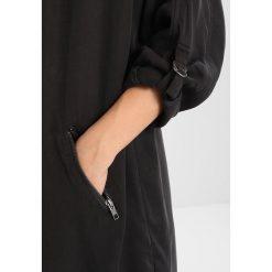 Płaszcze damskie pastelowe: Soyaconcept Płaszcz wełniany /Płaszcz klasyczny dark earth combi