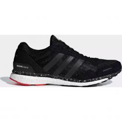 Buty do biegania męskie ADIDAS Adizero Adios 3 m HIRERE/CBLACK/BRBLUE / CM8356 - zielony. Zielone buty do biegania męskie marki Adidas, ze skóry. Za 649,00 zł.