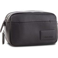 Kosmetyczka CALVIN KLEIN - Task Force Washbag K50K503952 001. Czarne kosmetyczki męskie Calvin Klein, ze skóry ekologicznej. Za 299,00 zł.