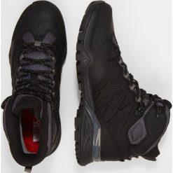 The North Face HIKE II GTX  Buty trekkingowe black/graphite. Czarne buty trekkingowe męskie The North Face, z gumy, outdoorowe. Za 649,00 zł.