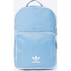 Adidas Originals - Plecak. Szare plecaki damskie adidas Originals, z materiału. W wyprzedaży za 169,90 zł.
