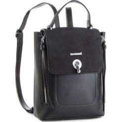 Plecak MONNARI - BAG2570-020 Black. Czarne plecaki damskie Monnari, ze skóry ekologicznej. W wyprzedaży za 209,00 zł.