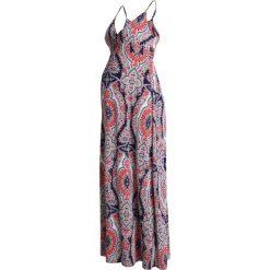 Długie sukienki: Anna Field MAMA Długa sukienka navy/red