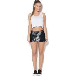 Colour Pleasure Spodnie damskie CP-020 34 czarne r. M/L. Czarne spodnie sportowe damskie marki Colour pleasure, l. Za 72,34 zł.