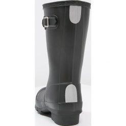 Hunter ORIGINAL Kalosze black. Czarne buty zimowe damskie Hunter, z kauczuku. Za 269,00 zł.