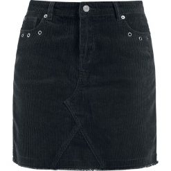Spódniczki: Fashion Victim Cordrock Spódnica czarny