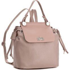 Plecak CREOLE - K10400 Różowy. Czerwone plecaki damskie Creole, ze skóry, klasyczne. W wyprzedaży za 239,00 zł.