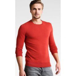 Swetry klasyczne męskie: Sisley Sweter red