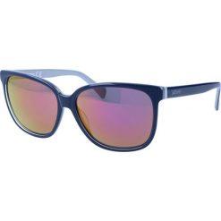 """Okulary przeciwsłoneczne damskie aviatory: Okulary przeciwsłoneczne """"JC645S 90L"""" w kolorze czarnym"""