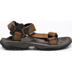 Sandały męskie: TEVA Sandały męskie M'S Terra Fi Lite Leather brązowe r. 45.5