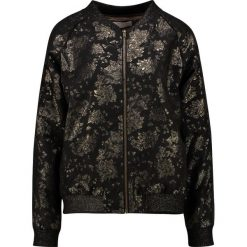 Bomberki damskie: Cream ABELLA Kurtka Bomber pitch black