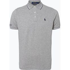 Polo Ralph Lauren - Męska koszulka polo, szary. Szare koszulki polo Polo Ralph Lauren, l, z aplikacjami, z bawełny. Za 399,95 zł.