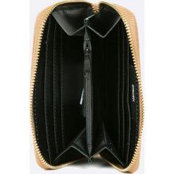 Answear - Portfel BOHO BANDIT skórzany. Szare portfele damskie ANSWEAR, z materiału. W wyprzedaży za 69,90 zł.