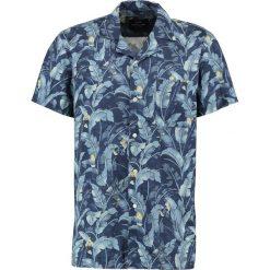 Koszule męskie na spinki: Mads Nørgaard BORGE SONIC REGULAR FIT Koszula blue hawai