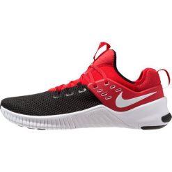 Nike Performance FREE METCON Obuwie do biegania neutralne universal red/white/black. Czarne buty do biegania męskie marki Nike Performance, l, z materiału. Za 499,00 zł.