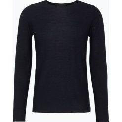 Drykorn - Sweter męski – Rik, niebieski. Niebieskie swetry klasyczne męskie marki DRYKORN, m, z dekoltem karo. Za 449,95 zł.