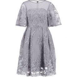 Sukienki hiszpanki: True Decadence Sukienka koktajlowa grey