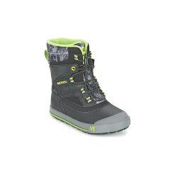 Buty zimowe chłopięce: Śniegowce Dziecko Merrell  SNOW BANK 2.0 WTPF