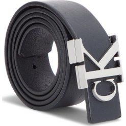 Pasek Damski CALVIN KLEIN JEANS - J 3Cm Mono Leather B K60K604771 75 448. Czarne paski damskie Calvin Klein Jeans, w paski, z jeansu. Za 249,00 zł.