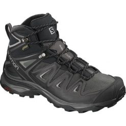 Salomon Buty X Ultra 3 Mid Gtx W Magnet/Black/Monument 38.7. Czarne buty do biegania damskie Salomon. Za 629,00 zł.