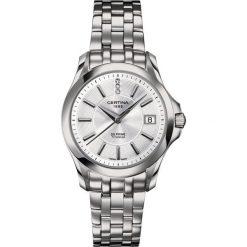 PROMOCJA ZEGAREK CERTINA DS PRIME C004.210.44.036.00. Szare zegarki damskie CERTINA, ze stali. W wyprzedaży za 1839,20 zł.