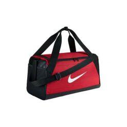 Torby sportowe Nike  BA5335  Brasilia (Small) Training Duffel Bag. Czerwone torby podróżne Nike. Za 133,05 zł.