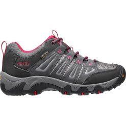 Buty trekkingowe damskie: Keen Buty damskie Oakridge WP Magnet/Rose r. 38.5 (1015359)