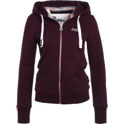 Bluzy damskie: Superdry ORANGE LABEL PRIMARY Bluza rozpinana sprinter burgundy marl
