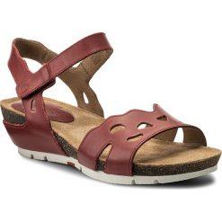 Rzymianki damskie: Sandały JOSEF SEIBEL - Hailey 25 81525 62 450 Hibiscus