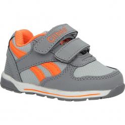 Szare buty sportowe na rzepy Casu F-682. Szare buciki niemowlęce Casu, na rzepy. Za 59,99 zł.