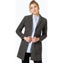 Opus - Płaszcz damski – Haley bonded, niebieski. Niebieskie płaszcze damskie pastelowe Opus, klasyczne. Za 579,95 zł.