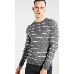 Swetry męskie: Jack & Jones JORBRETON CREW NECK Sweter black