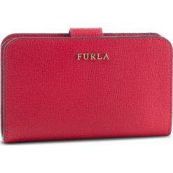 Duży Portfel Damski FURLA - Babylon 875396 P PR85 B30 Ruby. Czerwone portfele damskie Furla, ze skóry. Za 620,00 zł.