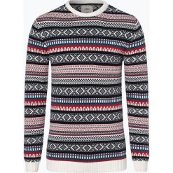 Redefined Rebel - Sweter męski – Bartair, czarny. Czarne swetry klasyczne męskie Redefined Rebel, l, w paski, z dzianiny. Za 179,95 zł.