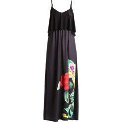 Długie sukienki: Desigual ELTSIE Długa sukienka black