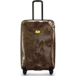 Walizka Surface duża Brown Fur. Szare walizki marki Crash Baggage, z materiału. Za 1269,00 zł.
