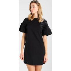 Odzież damska: Armani Exchange Sukienka letnia black