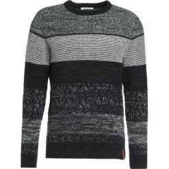 Kardigany męskie: Knowledge Cotton Apparel JACQUARD  Sweter total eclipse