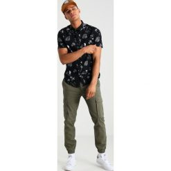 Koszule męskie na spinki: YOURTURN Koszula black