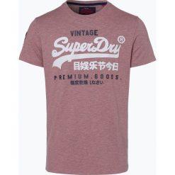 Superdry - T-shirt męski, czerwony. Czerwone t-shirty męskie Superdry, m. Za 149,95 zł.