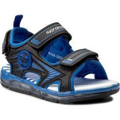 Sandały chłopięce: Sandały SPRANDI - CP44-5086 Czarny