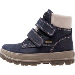 Superfit TEDD Śniegowce ocean. Niebieskie buty zimowe chłopięce marki Superfit, z materiału. W wyprzedaży za 259,35 zł.