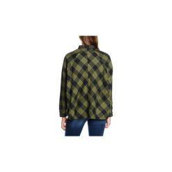 Koszule z długim rękawem Wrangler  ®  L/S 1pckt Blouse Clover Green 5176C8FR. Szare koszule nocne i halki marki Wrangler, na co dzień, m, z nadrukiem, casualowe, z okrągłym kołnierzem, mini, proste. Za 119,00 zł.
