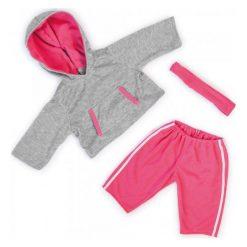 Spodnie dresowe dziewczęce: Bayer Design Dres Dla Lalek 46 Cm