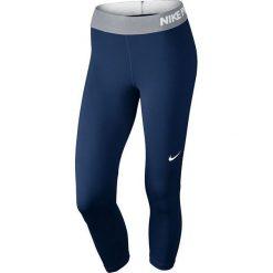 Nike Legginsy Pro Cool Capri 3/4 niebieskie r. S (725468 429). Niebieskie legginsy sportowe damskie Nike, s. Za 144,00 zł.